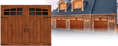 Carriage Style Doors