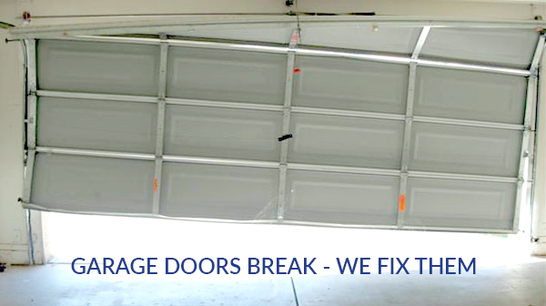 Garage Door Repair garage door off track