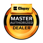 CLOPAY GARAGE DOOR LOW PRICE GUARANTEE MASTER AUTHORIZED DEALER GA