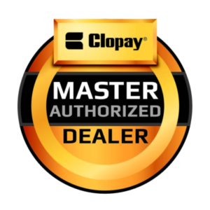 clopay garage door installer Master authorized Dealer