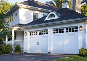 Canyon Ridge Collection garage door