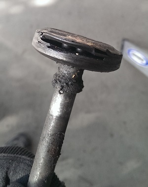 NOISY GARAGE DOOR ROLLER