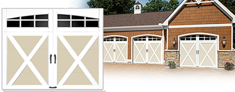 Barn Style Carriage House Clopay Coachman Collection Pricing