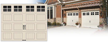 Semi Custom Gallery Garage door Collection Pricing