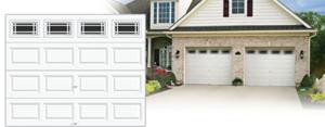 classic steel garage door pricing