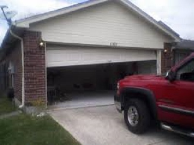 GARAGE DOOR NOT WORKING