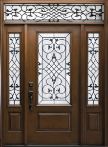 Designer Entry Door Unit