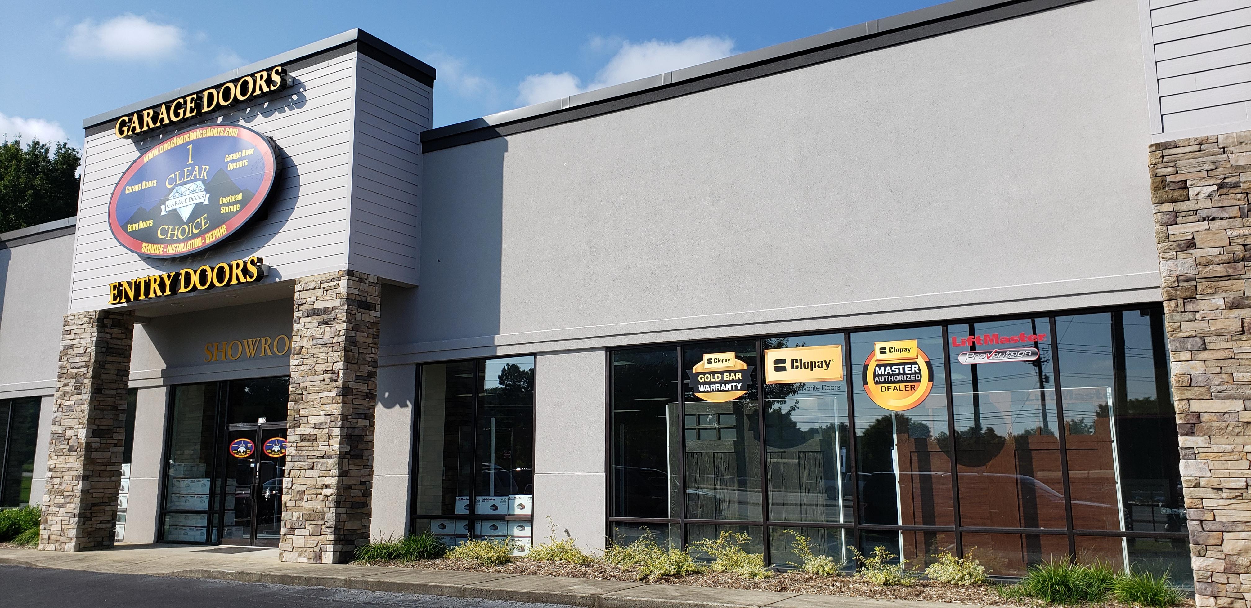 New Garage Door Pricing For Installation Replacement In Atlanta Georgia