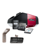 LIFTMASTER 8550-267 NORMALLY INSTALLED 759.00 FREE INSTALLATION SAVE $110.00. ( 267 PACKAGE INCLUDES EXTRA REMOTE AND A KEYPAD) ADDITIONAL 50.00 OFF FOR GEORGIA CUSTOMERS.