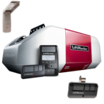LIFTMASTER 8550WLB -267 (EXTRA REMOTE AND KEYPAD INCLUDED) NORMALLY 659.00 FREE INSTALLATION AND ADDITIONAL 50.00 OFF SAVES YOU !$160.00