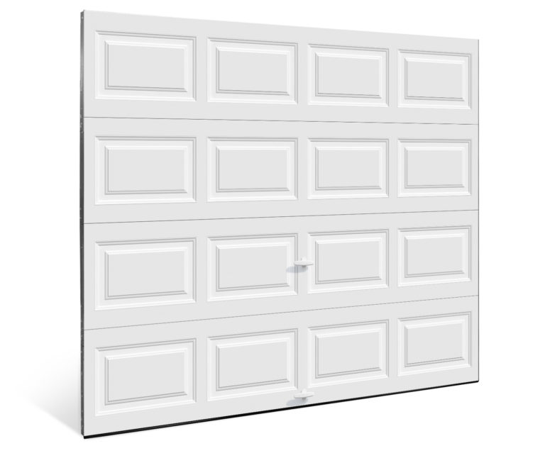 Classic Panel Steel Garage Door