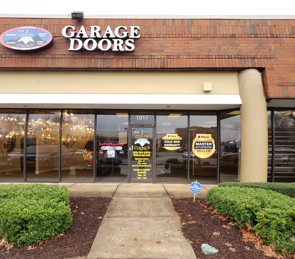 garage Doors Roswell georgia