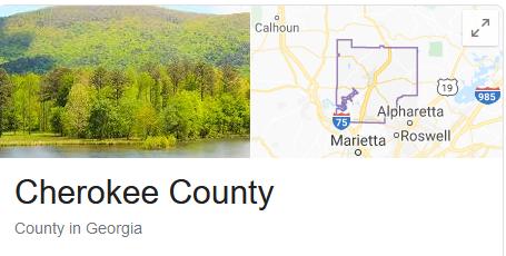 garage door companies in cherokee county