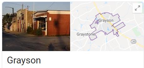 garage doors grayson