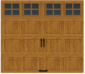 GALLERY GARAGE DOOR PRICING DECORATIVE INSERTS