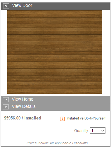 HOME DEPOT MODERN COLLECTION PRICE