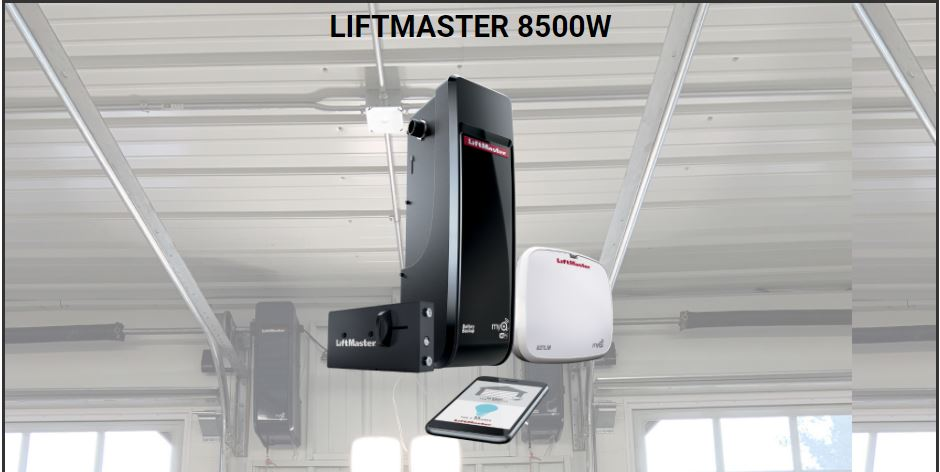 LIFTMASTER 8500W PRICING